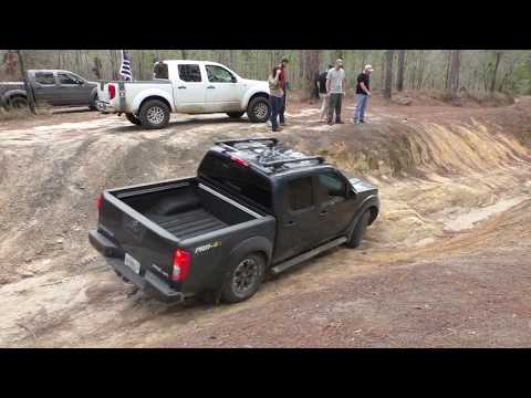 Copilation Many Nissan Frontier Off Road Mud And Dust Florida Trails 4x4 And 4x2