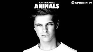 Martin Garrix   Animals Radio Edit)