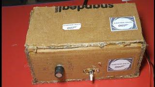How To Make Adjustable DC Voltage Power Supply Regulator