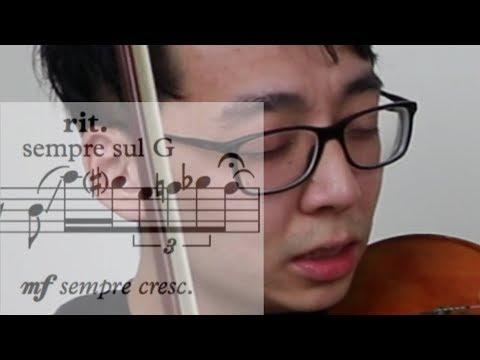 Memorising music in 5 minutes CHALLENGE!
