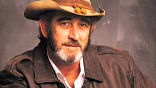 THATS THE  THING ABOUT  LOVE       Don Williams             ( Cover )