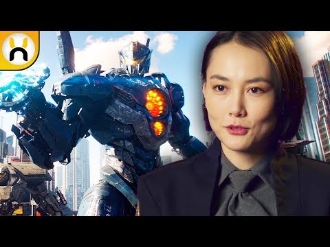 Mako Mori's New Role in Pacific Rim Uprising