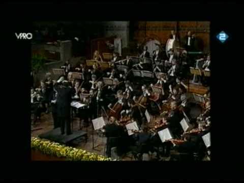Jaap van Zweden speelt Paganini 1987