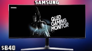 The Ultimate Overkill Gaming Monitor