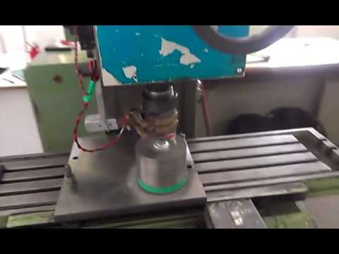 Magnetic abrasive finishing