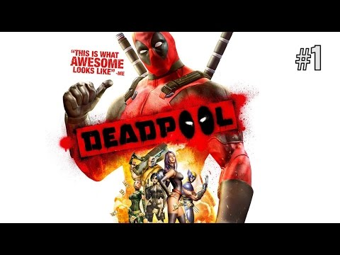 Twitch Livestream | Deadpool Part 1 [Xbox One]