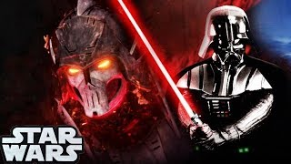 Why Ancient Sith HATED Darth Vader!! - Star Wars Explained