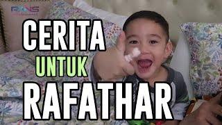Ini Yang Dilakukan Rafathar Saat Dibacain Cerita Bahasa Inggris #DAILYRAFATHAR