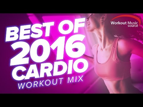 WOMS  Best Of 2016 Cardio Workout Mix 130 BPM