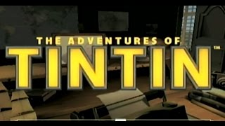 The Adventures of Tintin: The Game (Wii) Part 2: Marlinspike