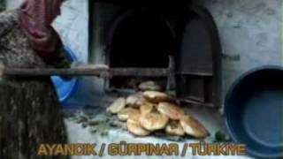 Ayancık Köy Ekmeği En Doğal Ekmek