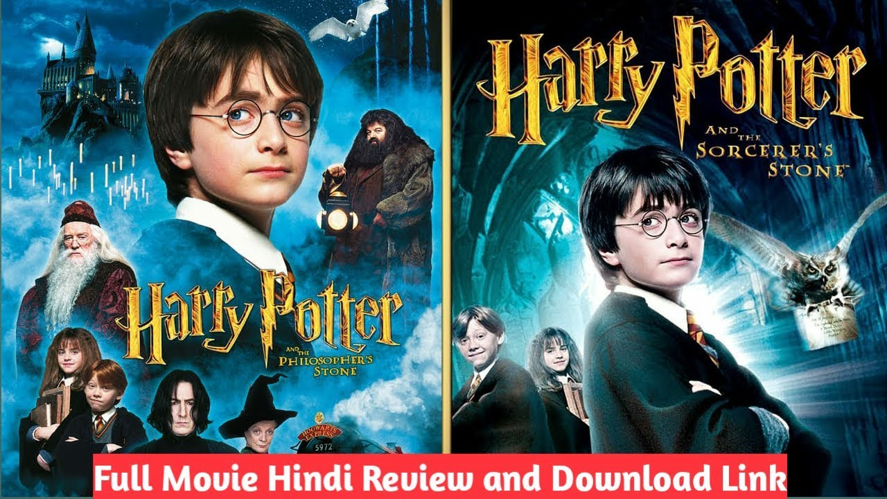 Harry Potter And The Sorcerer S Stone Part 1 Full Movie Hindi