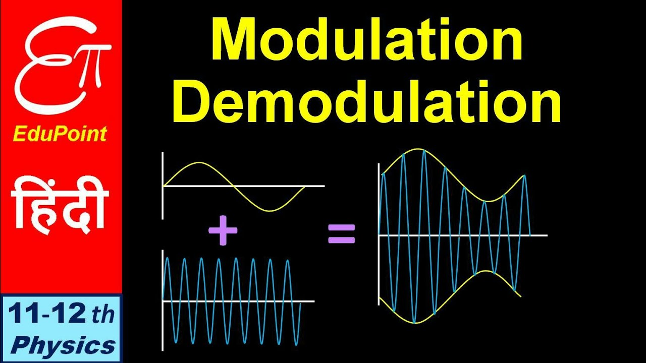 amplitude modulation and demodulation This video uses properties of the fourier transform to explain modulation and demodulation inside a simple am radio system part 1 more instructional engine.
