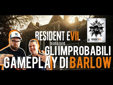 ORE 15.00 | RESIDENT EVIL 7 |  Walkthrough | BARLOW & FADA | ARCADEBOYZ | live