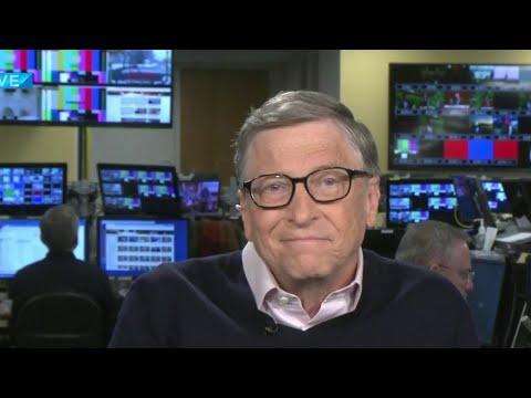 Bill Gates discusses foundation efforts, UCF online program