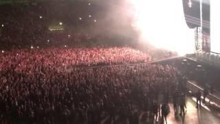 Depeche Mode - Never Let Me Down Again @ Budapest 2017.05.22
