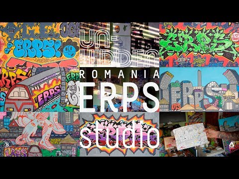 Un-hidden Romania 🇷🇴 X ERPS (studio Visit)