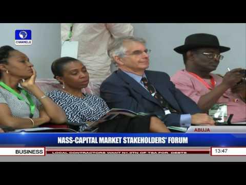 NASS Capital Market Stakholders' Forum Day 2 Pt 4