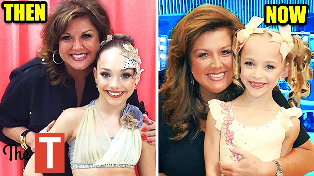 New Dance Moms Cast Compared To Old Dancers Youtube