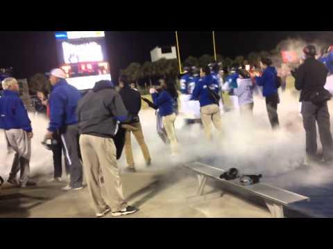 Fort Dorchester High School Patriots Varsity Football Team