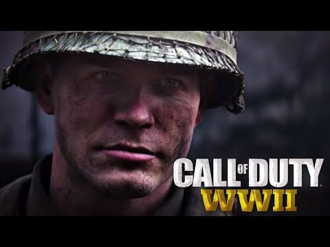 "Call Of Duty WW2 ""TRÁILER EXTENSO"" (2017) - PS4, XBOX ONE Y PC!"