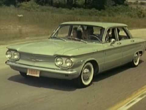 The Corvair in Action (1960)