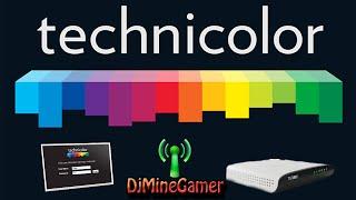 Como Mudar nome é Senha Da Sua Rede Wi-fi Technicolor.Oi Fone