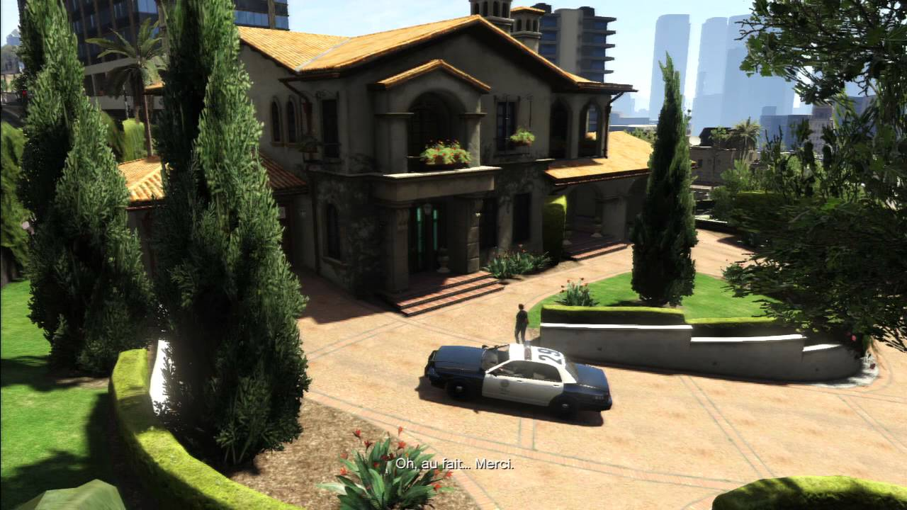 Gta 5 rich house youtube for Find a house online