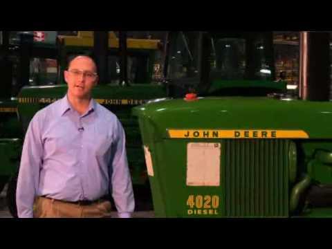 Walkthrough Of John Deere Classic Tractor