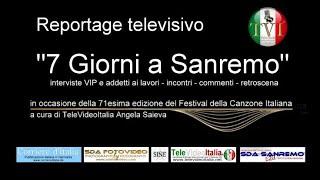TeleVideoItalia.de - Trailer Sanremo 2021