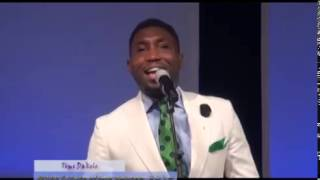 "Timi Dakolo – ""Wish Me Well"" (Future Africa Awards Performance) bravotns.com"