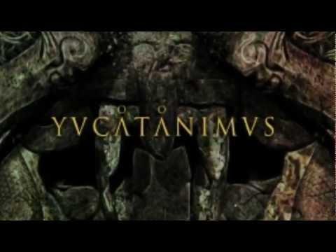 RAISING THE VEIL - YUCATANIMUS - COVERARTWORK