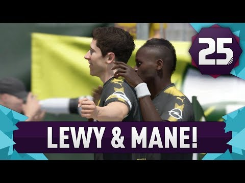 FIFA 18 Ultimate Team [#25] - Lewy & Mané!