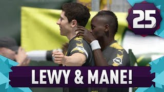 FIFA 18 Ultimate Team [#25] - Lewy & Mané!