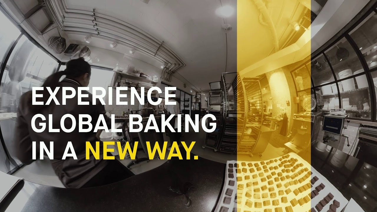 iba  Virtual Bakery Tours at IBIE 2019