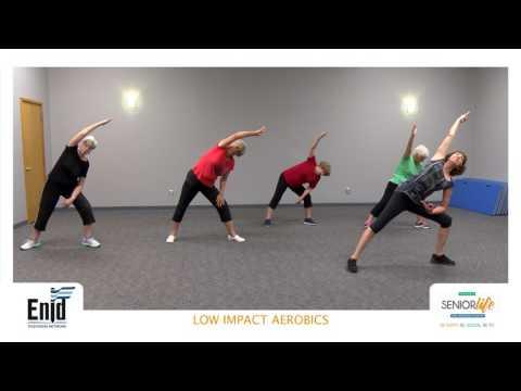 Senior Life Network - Low Impact Aerobics