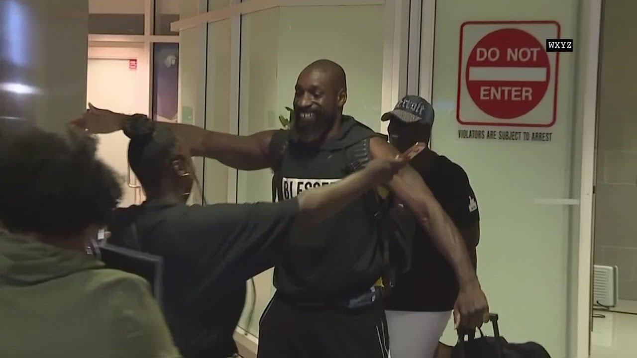 Ex-football player back home from Chinese prison