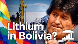 Why could LITHIUM be a LOST CHANCE for BOLIVIA? - VisualPolitik EN