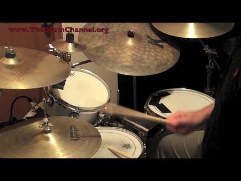 Toto - Georgy Porgy - drum cover - Adrian Violi