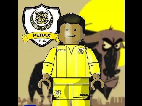 Perak (3) Selangor (0) Semi Final Malaysia Cup 2000