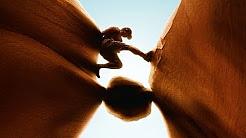 """>> Film """"127 Stunden"""" – Im Fels eingeklemmt ohne Aussicht auf Rettung"""