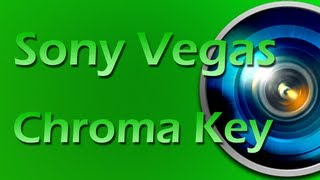 Video Aula Sony Vegas 11 - Como remover fundos em videos Efeito Chroma Key
