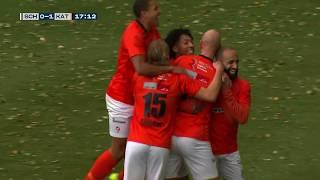 Scheveningen - Katwijk 1-2 | VVKatwijkTV