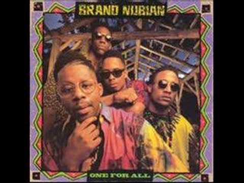 Brand Nubian-Brand Nubian (song)