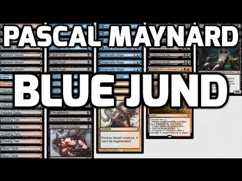 Repeat Channel PMayne - Modern Blue Jund (Deck Tech & Matches) by