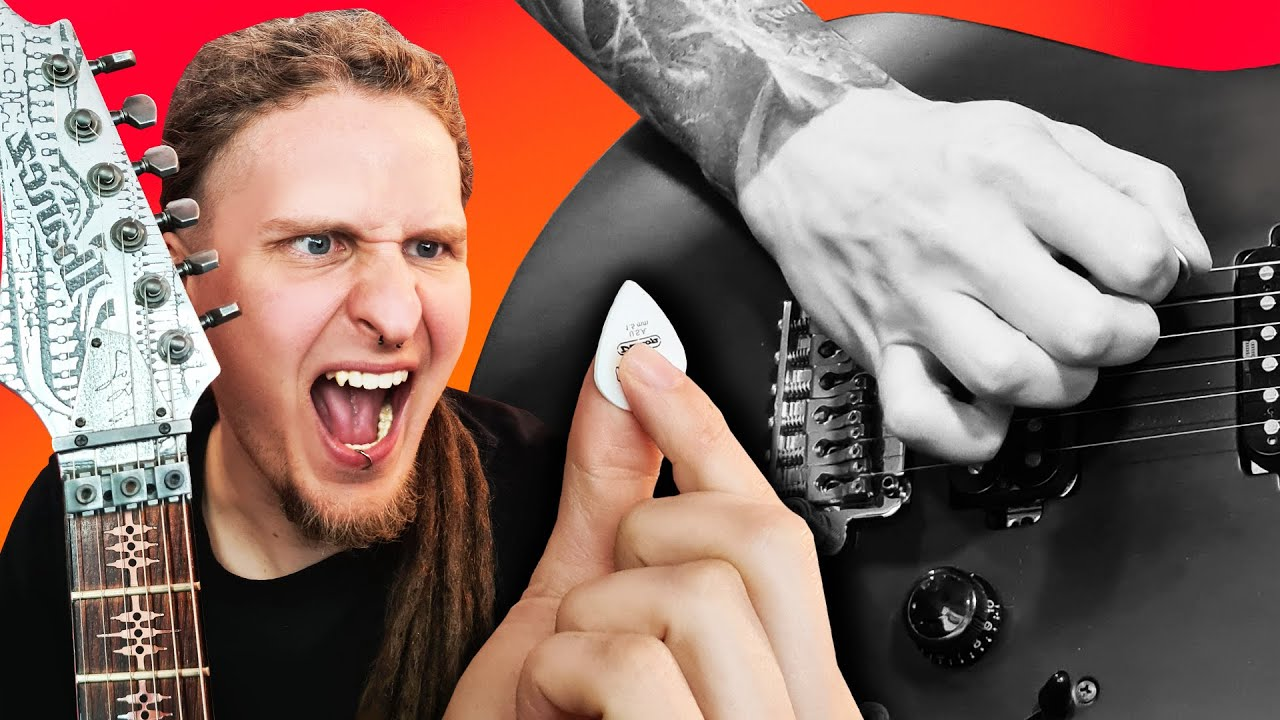 Download 5 Picking Tips To Save YEARS Of Guitar Practice!