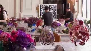 Как оформляли свадебный банкет в Дубаи