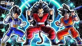 NEW BIG TENKAICHI RADITZ STORY PACK! Dragon Ball Xenoverse 2 Budokai Tenkaichi Raditz (ALL FORMS)