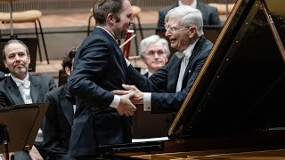 Mozart: Piano Concerto No. 22 / Andsnes · Blomstedt · Berliner Philharmoniker