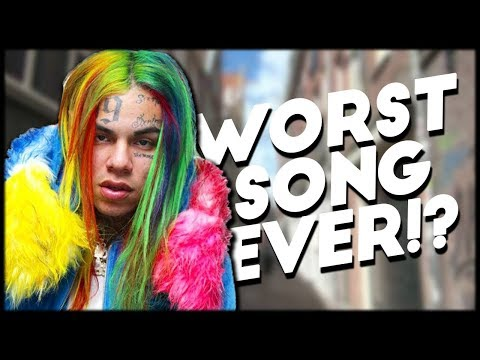 6IX9INE - Sese (THE WORST SONG EVER!?) thumbnail